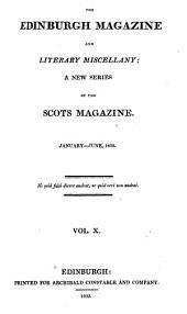 The Edinburgh Magazine and Literary Miscellany: Volume 89