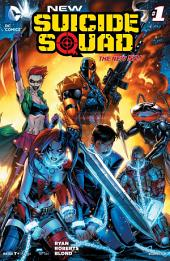 New Suicide Squad (2014- ) #1