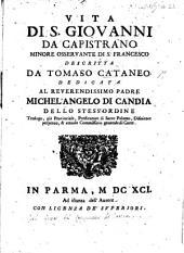 Vita di S. Giovanni da Capistrano, etc