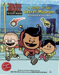 A Night at the Secret Museum  a Sticker and Activity Book PDF