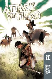 Attack on Titan: Volume 20