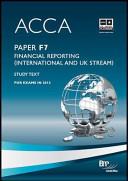 Acca   F7 Financial Reporting  International   UK  PDF