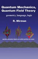 Quantum Mechanics  Quantum Field Theory PDF