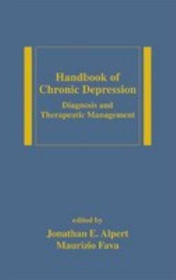Handbook of Chronic Depression PDF