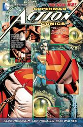 Superman - Action Comics Vol. 3: At The End of Days (The New 52)