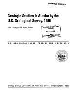 Geologic Studies in Alaska by the U.S. Geological Survey, 1996