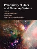 Polarimetry of Stars and Planetary Systems