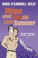 Rhino What You Did Last Summer PDF
