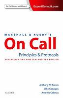 Marshall and Ruedy s on Call  Principles and Protocols