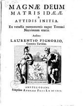 Magnae Deum Matris Idaeae et Attidis Initia