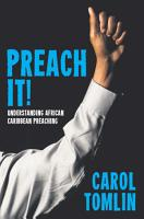 Preach It  PDF