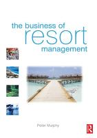 The Business of Resort Management PDF