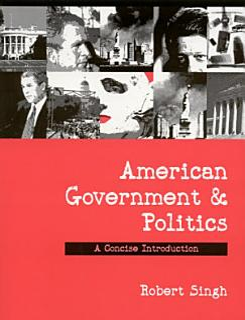American Government and Politics Book