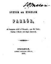Svensk och engelsk parlör
