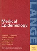Medical Epidemiology PDF