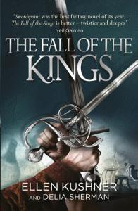 The Fall of the Kings Book