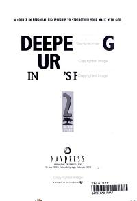 Deepening Your Roots in God s Family PDF