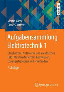 Aufgabensammlung Elektrotechnik 1 PDF