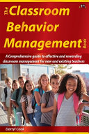 The Classroom Behavior Management Book Book