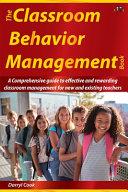 The Classroom Behavior Management Book PDF