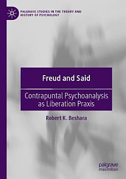 Freud and Said PDF