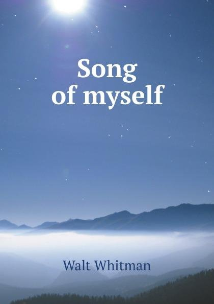 Download Song of myself Book