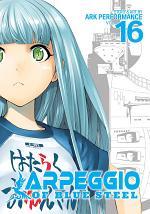Arpeggio of Blue Steel Vol. 16