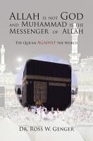 Allah Is Not God and Muhammad Is the Messenger of Allah PDF