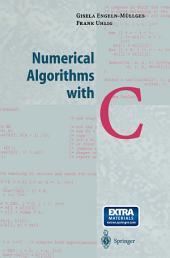 Numerical Algorithms with C