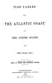 Tide Tables, Atlantic Ocean