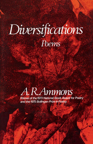 Diversifications: Poems