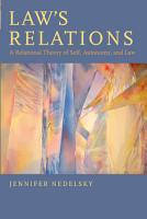 Law s Relations PDF