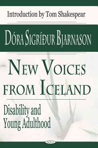New Voices from Iceland Book