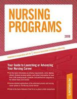 Nursing Programs   2010 PDF