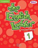 The English Ladder Level 1 Teacher s Book PDF