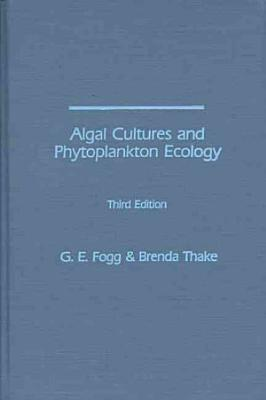 Algal Cultures and Phytoplankton Ecology