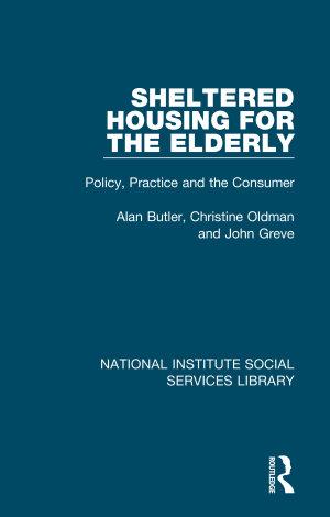 Sheltered Housing for the Elderly