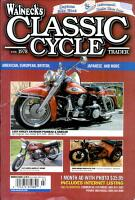 WALNECK S CLASSIC CYCLE TRADER  MARCH 2006 PDF