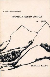 Towards a Tourism Strategy in Spiti Book