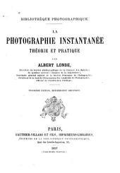 La photographie instantée, théorie et pratique