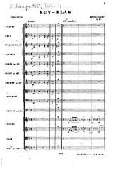 Ruy-Blas: op. 95