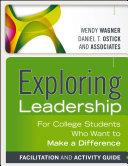 Exploring Leadership  Facilitation and Activity Guide