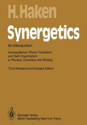 Synergetics: An Introduction, Edition 3