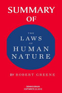 Summary of the Laws of Human Nature by Robert Greene