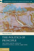 The Politics of Principle PDF