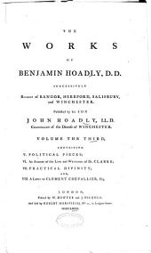 The works of Benjamin Hoadly: Volume 3