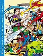 Collected Jack Kirby Collector Volume 1