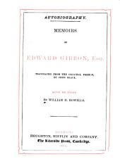 Memoirs of Edward Gibbon