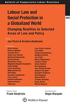 Labour Law and Social Protection in a Globalized World PDF