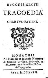 Tragoedia Christus patiens